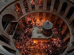 Patriarch of Jerusalem invites all Local Churches to joint prayer in Holy Sepulchre