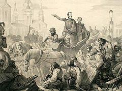 Император Николай I: «Я приеду делить с вами опасности»