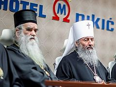I expected more concrete decisions on Ukraine from the Amman gathering—Metropolitan Onuphry