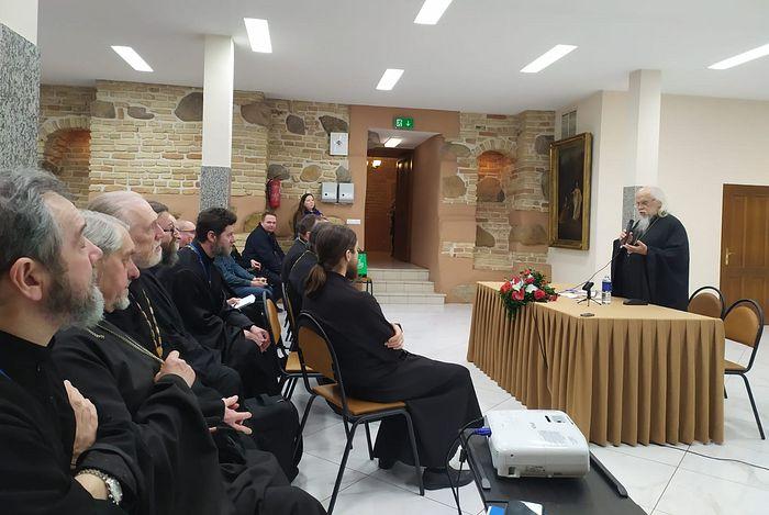 Церковные социальные проекты Европы представили на конференции в Вильнюсе