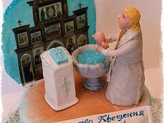 Просфоры, артосы и… торты для батюшек