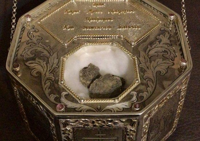В Санкт-Петербург будут принесены мощи Иоанна Крестителя
