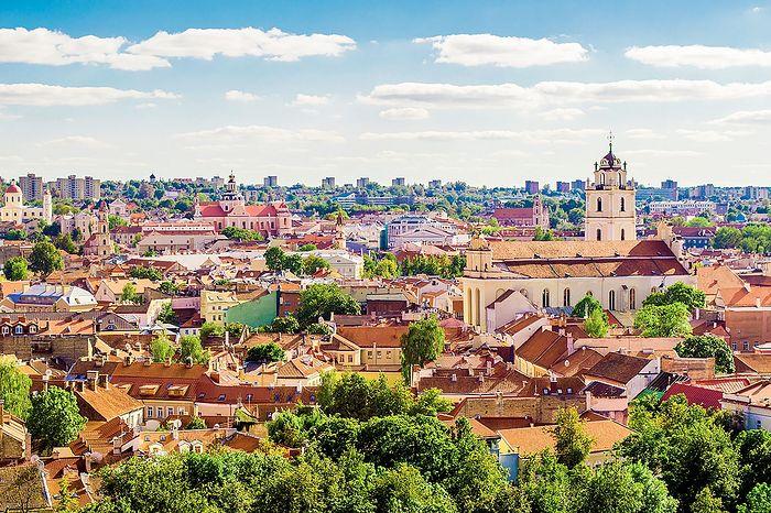 Vilnius. Photo by enjourney.ru