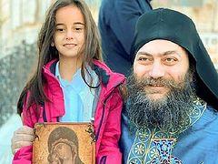 We recognize only Metropolitan Onuphry—abbot of Athonite Hilandar Monastery