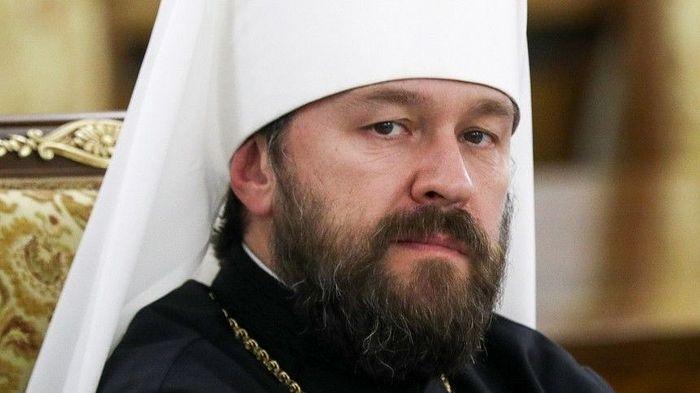 Митрополит Иларион: Из-за потери духовно-нравственных ориентиров западный мир накрыла эпидемия безумия