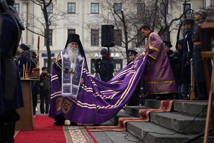 В Москве молитвенно почтили память героев Плевны
