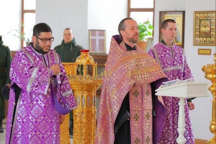 В храме святой Матроны Московской в Гюмри (Армения) возобновились регулярные богослужения