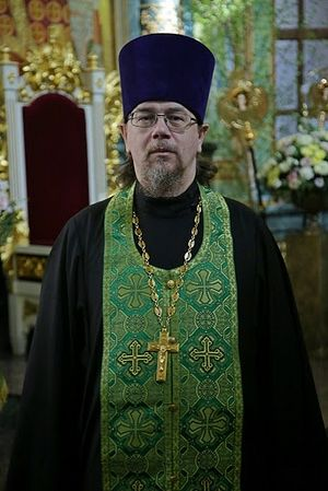Священник Константин Корепанов