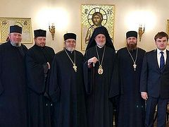Greek Archdiocese creates Slavic vicariate with multiple defrocked and suspended clerics