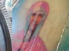 Icon of Mother of God weeping since early February in church in need of repairs in Russia (+VIDEO)