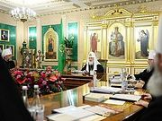 Первое в 2020 году заседание Священного Синода завершилось в Москве