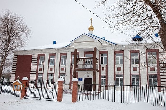 При участии Церкви в Самаре открылся центр по уходу за тяжелобольными людьми