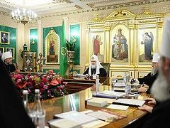 Russian Synod approves vicar bishops for Archdiocese of Western Europe