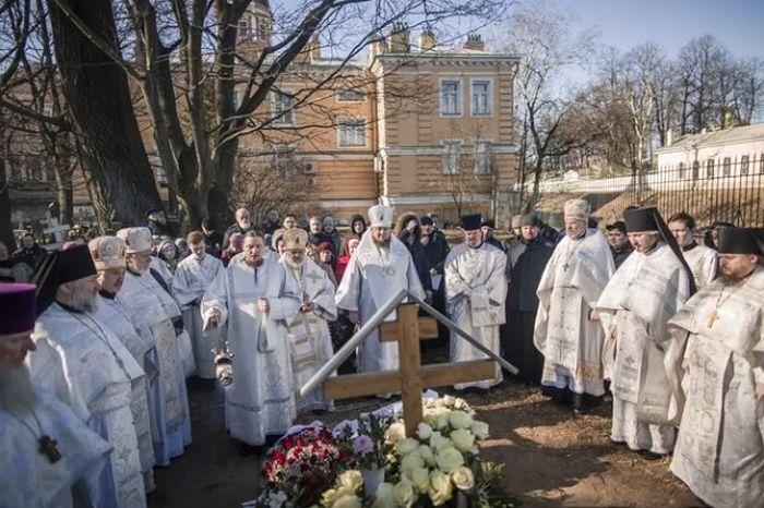 В Северной столице молитвенно почтили память епископа Маркелла (Ветрова) в годовщину его кончины
