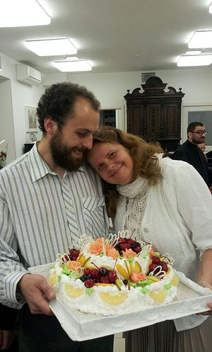 Γκεόργκιι και Νατάλια Βελικάνοφ