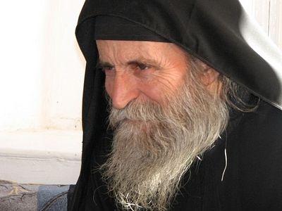 Архимандрит Павел (Буюрас; † 1 марта 2020 г.): «Не суди!»