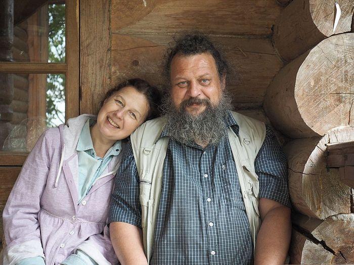 Александр Билецкий и Марина Бирюкова