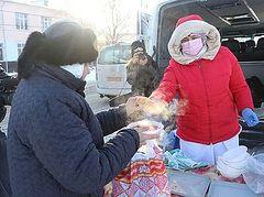 В церковных социальных проектах проводится профилактика коронавируса