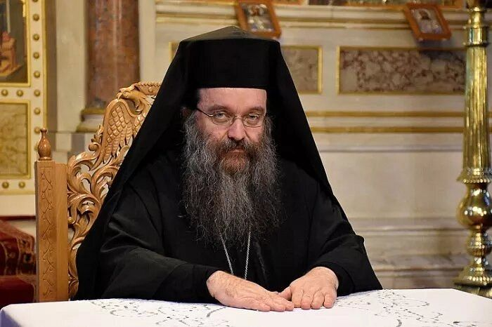 Met. Markos of Chios. Photo: orthodoxia.info