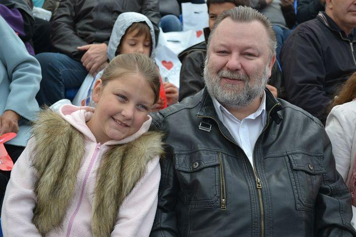 Алексей Владимирович со Стефанией