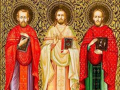 Ukrainian Holy Synod canonizes several new saints for local veneration