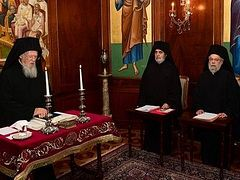 Patriarchate of Constantinople suspends all services worldwide until end of March