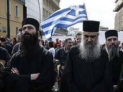 Greece Overrules Church, Orders Suspension of All Services to Battle Coronavirus