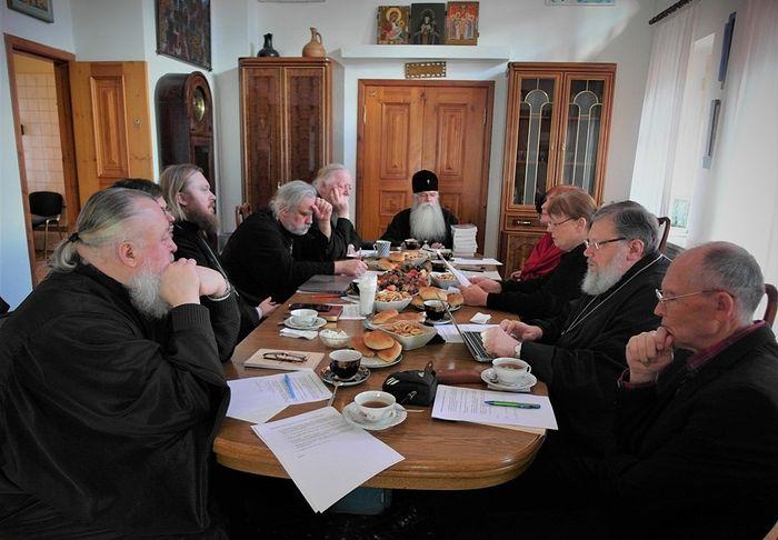 Состоялось первое в 2020 году заседание Церковно-общественного совета по биомедицинской этике