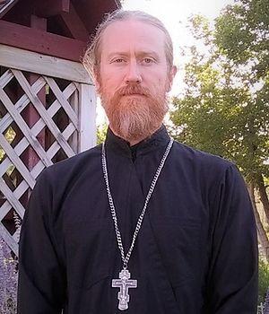 Священник Захария Линч