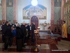 В Пхеньяне возобновлены богослужения в Троицком храме