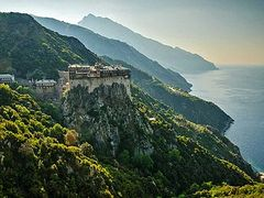 Mt. Athos Shuts Down to Visitors until March 30