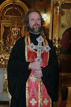 Иерей Алексий Тимаков
