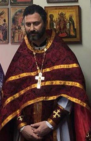 Протоиерей Михаил Капчиц