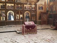 Serbian cathedral in Zagreb seriously damaged by earthquake