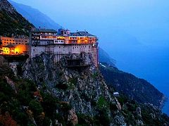 Mt. Athos to hold vigils and processions against coronavirus