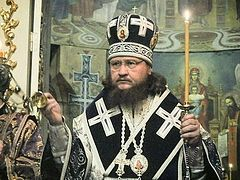Constantinople's fallacious ecclesiology is obvious to Orthodox world, Ukrainian hierarch believes