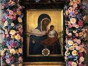 В Спасо-Преображенский собор Выборга будут принесены Коневская икона Божией Матери и мощи преподобного Арсения Коневского