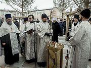 Во вторую годовщину пожара в торговом центре «Зимняя вишня» в Кемерове молитвенно почтили память жертв трагедии