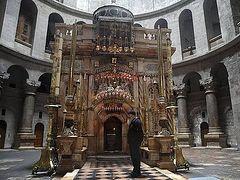 Храм Гроба Господня в Иерусалиме закрыли из-за коронавируса