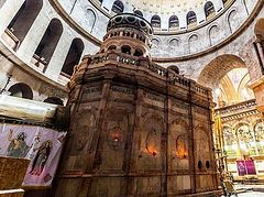 Jerusalem Patriarchate clarifies: Holy Sepulchre will be open during Liturgies for small number of worshipers