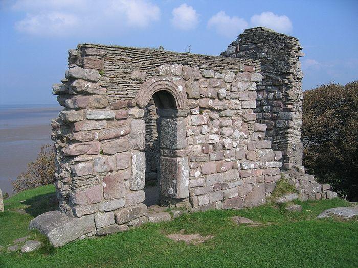 Саксонская часовня Свт. Патрика в Хейшаме, Ланкашир (любезно предоставлено приходом в Хейшаме)