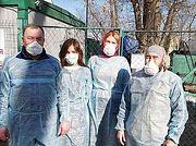 Служба «Милосердие» реорганизует свои проекты для поддержки пострадавших от коронавируса