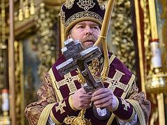 Metropolitan Tikhon (Shevkunov) of Pskov: Coronavirus pandemic is Third World War