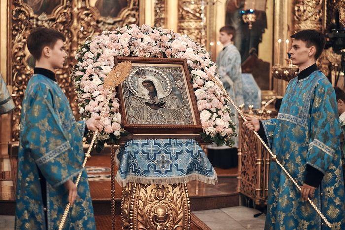 Святейший Патриарх Кирилл совершит объезд Москвы с иконой Божией Матери «Умиление»