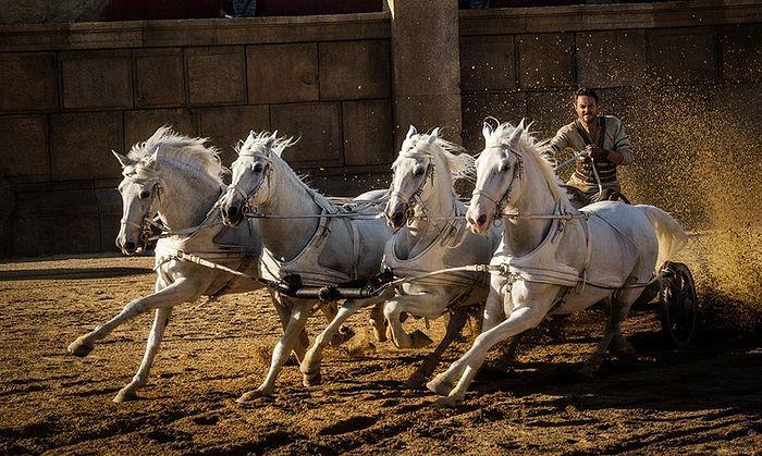 Гонки колесниц
