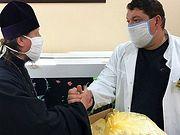 Епархии Украинской Православной Церкви оказывают помощь больницам и медикам