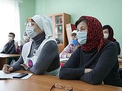 В Ахтубинской епархии начал работу оперативный штаб по профилактике коронавирусной инфекции