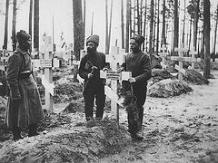 «Мы не имеем права забыть о Семеновском военном кладбище»