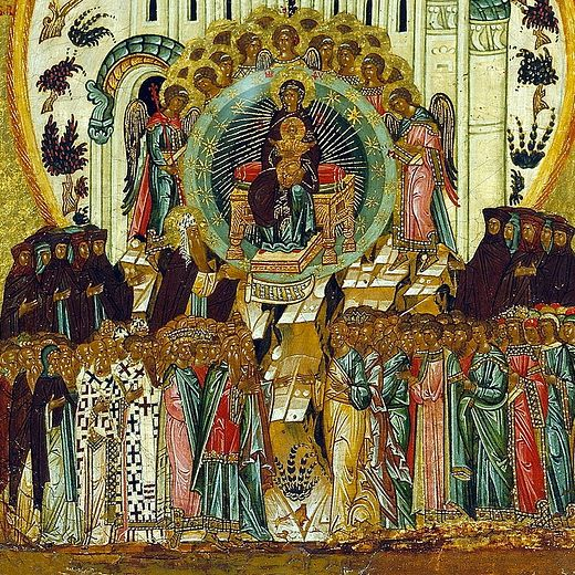 St. Cyril of Alexandria, in Praise of the Most Holy Theotokos