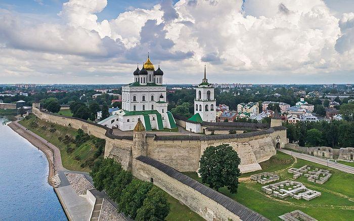 О причащении в Псковской епархии